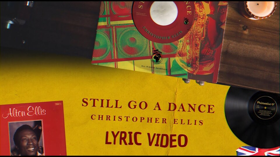 【和訳】Christopher Ellis - Still Go A Dance